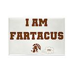 Fartacus Rectangle Magnet (10 pack)