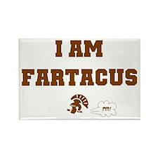 Fartacus Rectangle Magnet