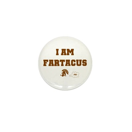Fartacus Mini Button (100 pack)