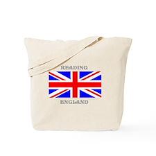 Reading England Tote Bag