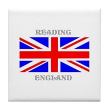 Reading England Tile Coaster