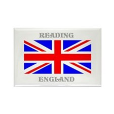 Reading England Rectangle Magnet