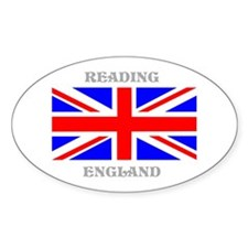 Reading England Decal