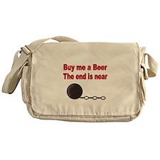 BUY ME A BEER Messenger Bag