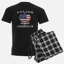 Polish American Flag Eagle Pajamas
