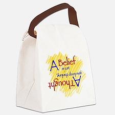 Cruise souvenirs Canvas Lunch Bag