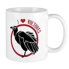 Love Vultures Small Mugs