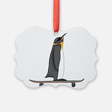 Cool Penguin Ornament