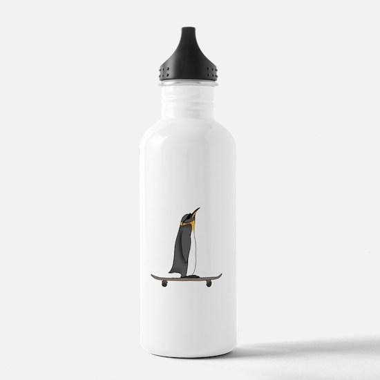 Cool Penguin Water Bottle