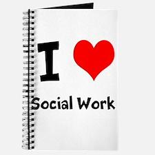 I heart Social Work Journal