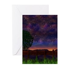 The Nightsky Greeting Cards (Pk of 20)