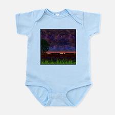 The Nightsky Infant Bodysuit