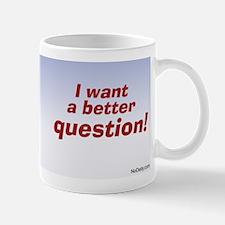 Jesus Question Mug
