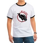 Love Vultures Ringer T