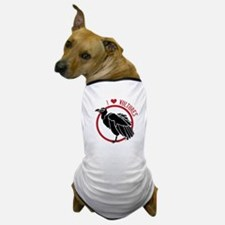 Love Vultures Dog T-Shirt