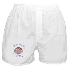 Sharpei Mom Boxer Shorts