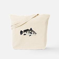 Black Drum f Tote Bag
