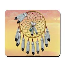 Dreamcatcher Sunset Mousepad