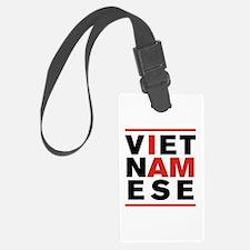 I AM VIETNAMESE Luggage Tag