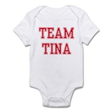 TEAM TINA  Infant Creeper