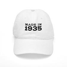Made In 1935 Baseball Cap