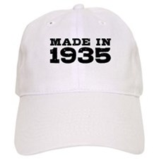 Made In 1935 Hat