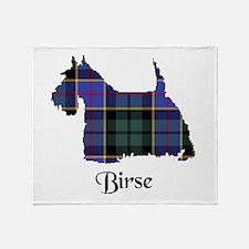 Terrier - Birse Throw Blanket