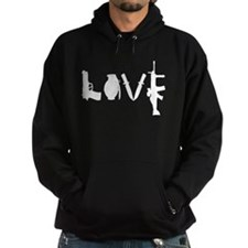 Love Guns Hoodie