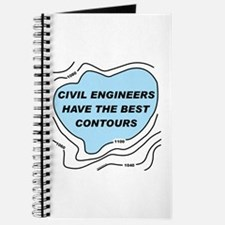 Civil Engineers Contours Journal
