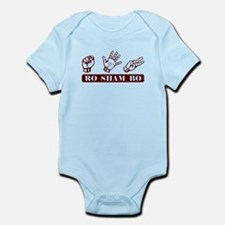 Ro Sham Bo Infant Bodysuit
