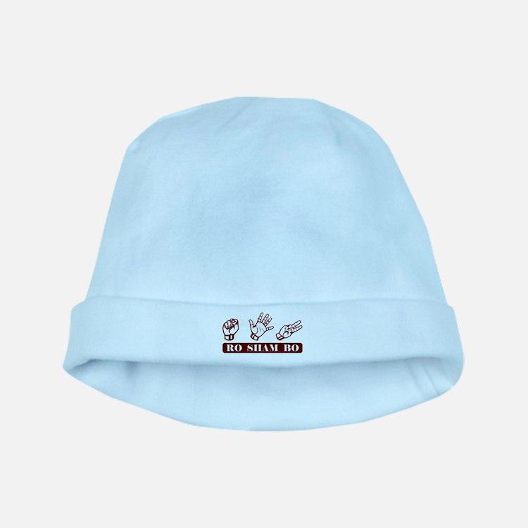 Ro Sham Bo baby hat