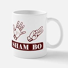 Ro Sham Bo Mug