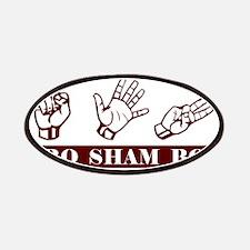 Ro Sham Bo Patches