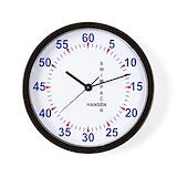 Swim Wall Clocks