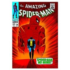 The Amazing Spider-Man (Spider-Man No More!) Canvas Art