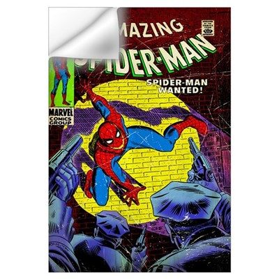 The Amazing Spider-Man (Spider-Man Wanted!) Wall Decal