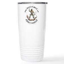 Robin Hoodie Travel Coffee Mug
