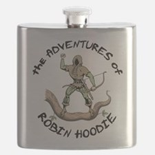 Robin Hoodie Flask