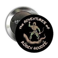 "Robin Hoodie 2.25"" Button"