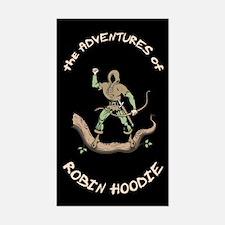 Robin Hoodie Decal