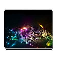 music1 Mousepad