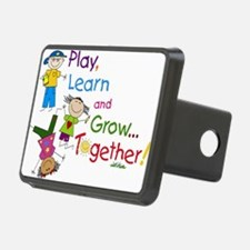 Play, Learn, Grow Together! Hitch Cover