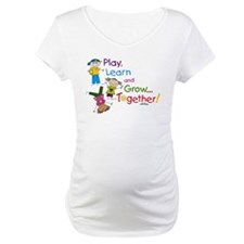 Play, Learn, Grow Together! Shirt