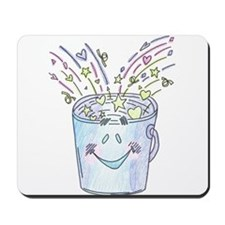 Happy Bucket Mousepad