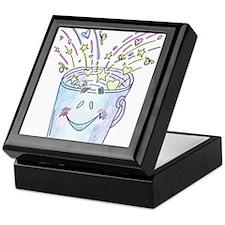 Happy Bucket Keepsake Box
