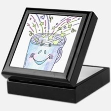 Happy Bucket Keepsake Box