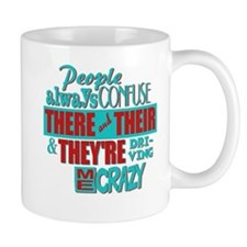 There Their and Theyre Mug