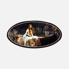 The Lady Of Shalott Patches