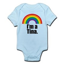 Tina Rainbow Infant Bodysuit