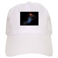 Hand In Space Baseball Baseball Cap
